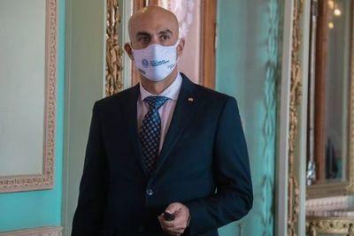 Mazzoleni informa sobre 30 nuevos casos de Covid-19 y un nuevo fallecido