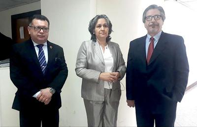 JEM destituye a González y Amarilla, y sanciona a Meza