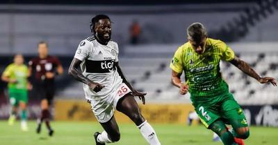 Terminó la novela: Olimpia rescinde contrato con Adebayor