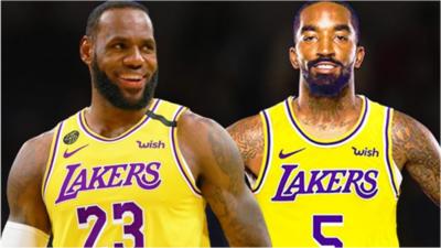 J.R. Smith ficha por los Lakers