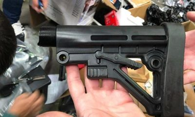 Incautan partes de armas de guerra en el Aeropuerto del Silvio Pettirossi – Diario TNPRESS