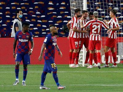 El Barça empata y se sigue alejando de la Liga