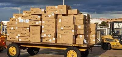 Salud y OPS traen equipos de protección para hacer frente a la Covid-19 • Luque Noticias