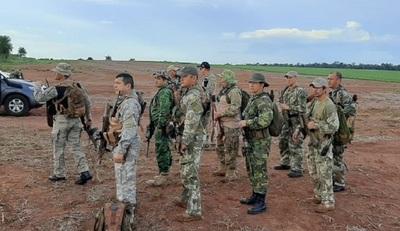 "Comision del Senado participó de operativo antidrogas ""Restaurar"""