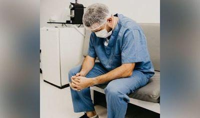 Médico irresponsable: más de 60 personas de tres departamentos están en cuarentena
