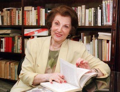 Falleció la escritora Dirma Pardo