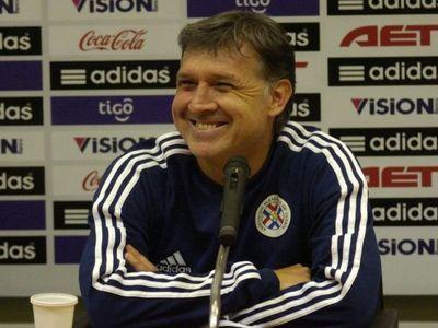 """Martino: """"El vínculo con Paraguay es muy grande"""""""