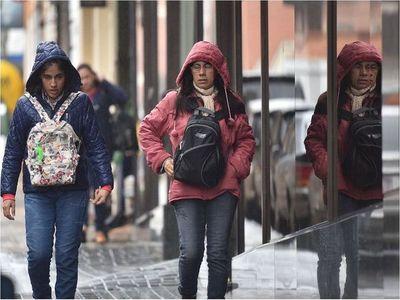 Clima frío y con lluvias en algunas zonas del país para este miércoles