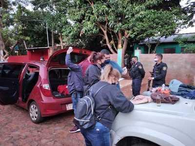 Detienen a 3 personas por crimen en Itauguá