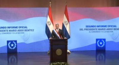 """Presidente """"no está satisfecho"""" con ejecución en MSP y promete mejorar"""