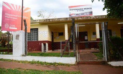 Cierran dos dispensarios municipales de C. del Este ante sospechas de contagios – Diario TNPRESS