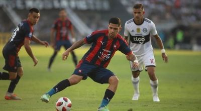 Cerro Porteño se despide de Sergio Díaz y apunta al representante
