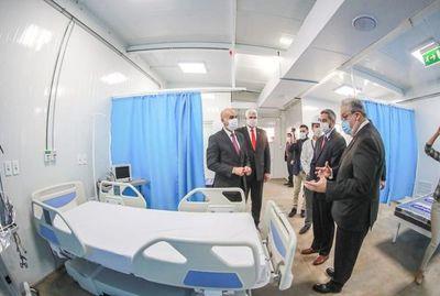 """Doctor del Ineram señala que el hospital se está llenando: """"Estamos viendo ya lo que no queríamos"""""""