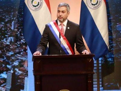 Marito pidió a los paraguayos orar para acabar con la corrupción
