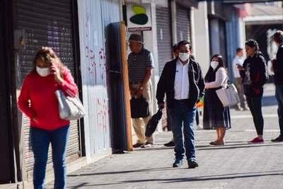 """Salud Pública pide """"no bajar la guardia"""" porque tendremos """"un duro invierno"""""""