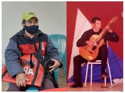La historia del canillita que es profe de guitarra clásica