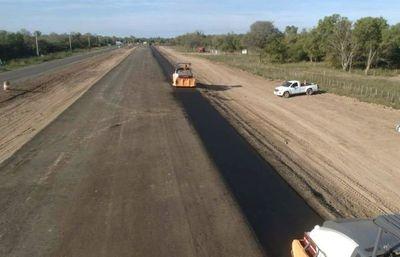 MOPC licita los 276 km que faltan adjudicar para reconstruir la Transchaco, por US$ 305 millones