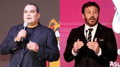 Chilavert: 'Hace 10 años Alejandro Domínguez tenía todas sus empresas quebradas y ahora es millonario'