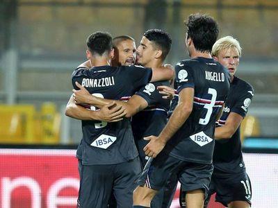 Gastón Ramírez aleja a Sampdoria del descenso