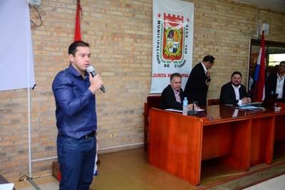 """Intendente Prieto tiene """"GUARDADO"""" Gs. 52 mil millones del dinero de la ciudadanía, POR QUE..?"""