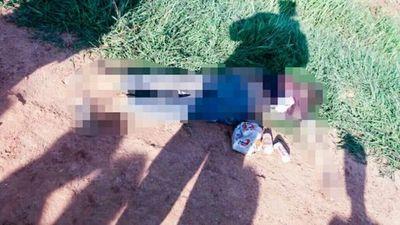 Hallazgo de cadáver en Ytakyry