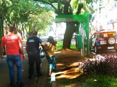 Retiran de las calles de FOZ a 37 mujeres y niños indígenas paraguaya