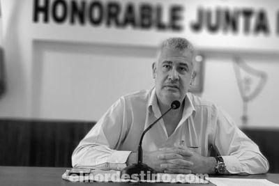 Intendente municipal de Pedro Juan Caballero expone las razones por las que cuestiona el proyecto de distritación de Chirigüelo