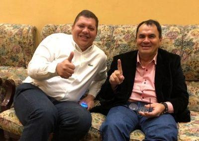 Audio de Hugo Rodríguez: El objetivo es echar al intendente José  Carlos Acevedo