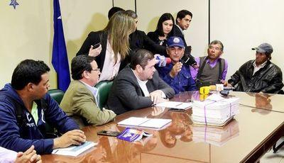 Intentarán dejar sin efecto expropiación en Tacuatí