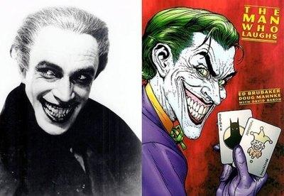 La obra que inspiró al personaje del Joker