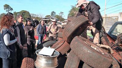 """Campaña """"Pará-na los Criaderos"""" es todo un éxito gracias a la ciudadanía"""