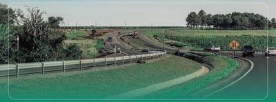 Duplicación de la ruta 02 redujo accidentes de tránsito en un 84%