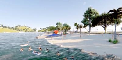 Junta de CDE da luz verde para construcción de costanera a orillas del lago en km 8 Acaray