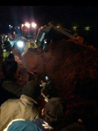 2 fallecidos, saldo de accidente laboral en Panambí