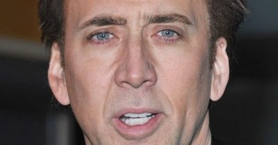 Nicolas Cage interpretará a Nicolas Cage en una película basada en la vida de Nicolas Cage