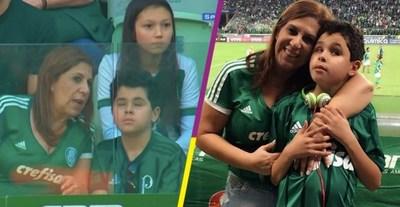 Madre que relata los partidos a su hijo no vidente es nominada a Mejor Fan en premios de la FIFA
