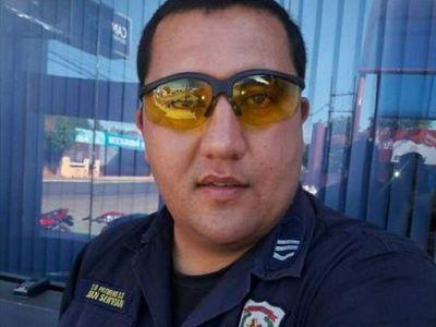 Policía detenido como sospechoso de realizar millonario asalto