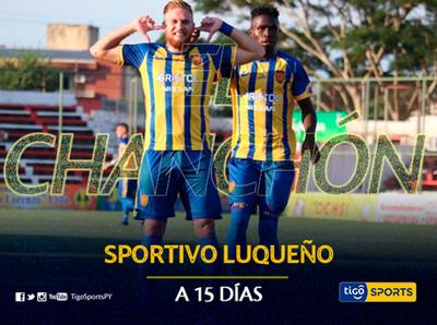 Luqueño quiere hacerse fuerte en el Feliciano Cáceres