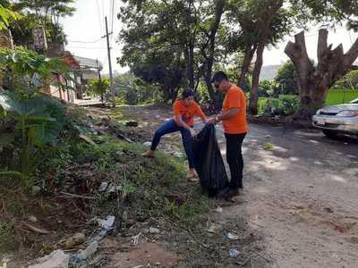 Juntan más de 70.000 kilos de basura en CDE
