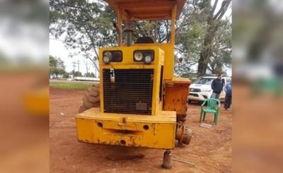 Gomero muere aplastado por un tractor