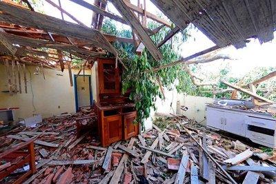 """El """"ciclón bomba"""" en Brasil deja al menos nueve muertos"""