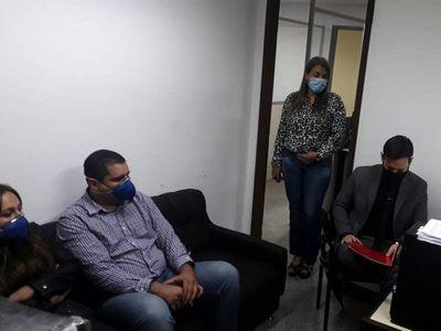 Revocan arresto domiciliario de procesado por tapabocas de la Dinac
