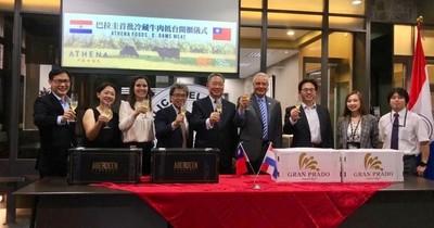Taiwán se posiciona en tercer lugar como comprador de la carne paraguaya, durante la pandemia