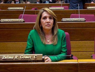 Zulma Gómez instó a rechazar nuevo endeudamiento del país