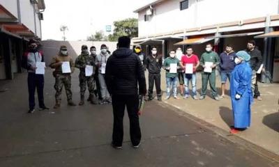 COVID: 114 personasmás cumplen tiempo de aislamiento y vuelven a sus casas