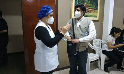 CDE: Dos internados en terapia intensiva por coronavirus