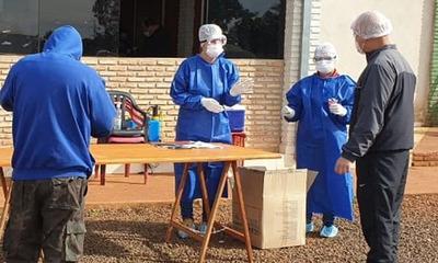 Controles de tuberculosis son reforzados en CDE – Prensa 5