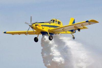 Chile autorizó el envío de un avión para combatir fuego en el Chaco