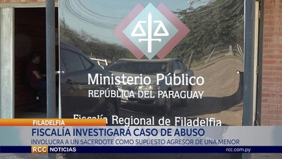 FISCALÍA DE FILADELFIA INVESTIGARÁ A SACERDOTE ACUSADO DE ACOSO SEXUAL Y SUPUESTO ESTUPRO