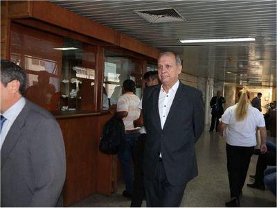 Disponen medidas alternativas a la prisión para Mario Ferreiro